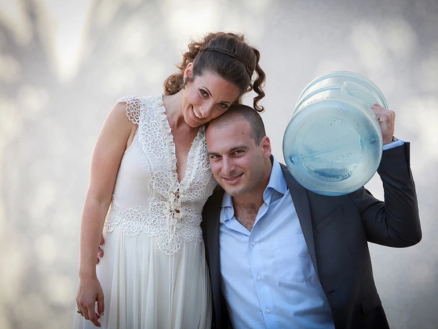 Urban Wedding I חתונה אורבנית