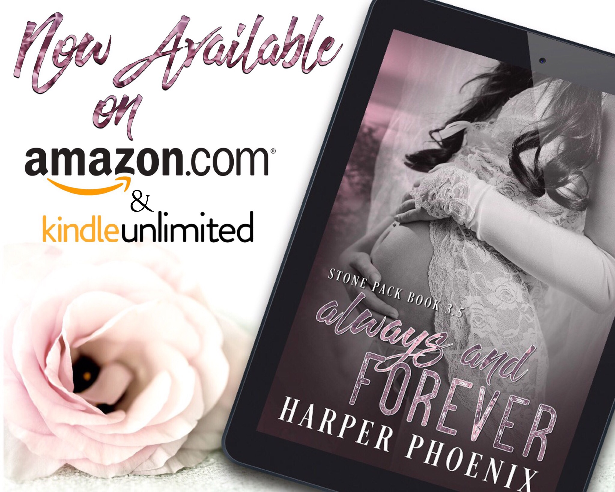Always & Forever (Harper Phoenix)