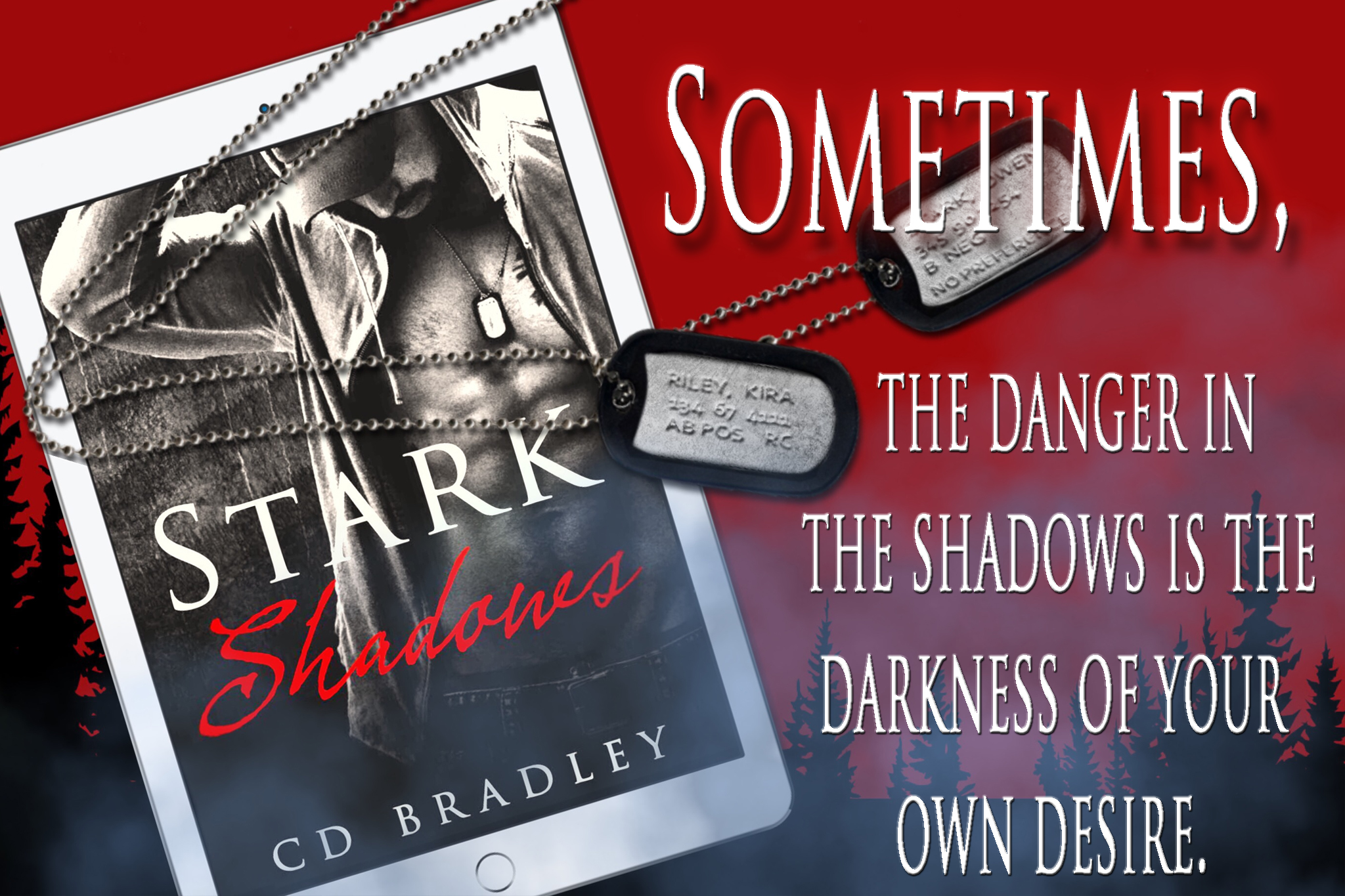 Stark Shadows (CD Bradley)