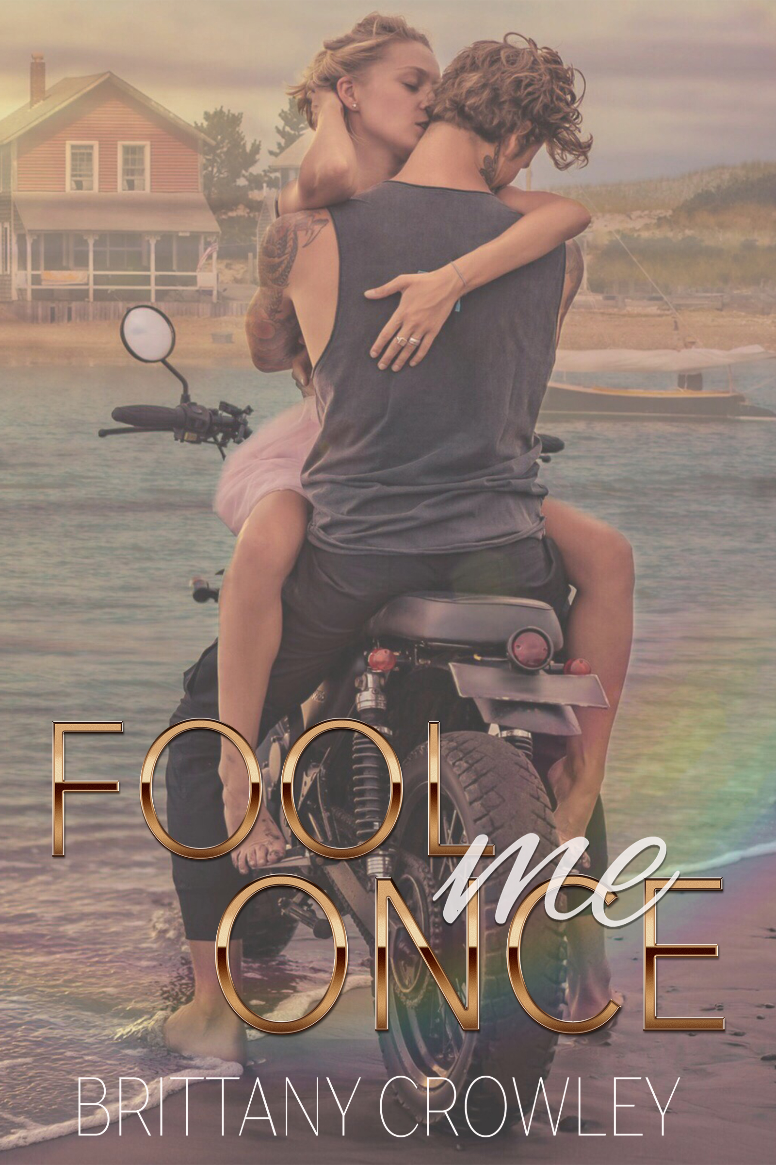 Fool Me Once. Ebook