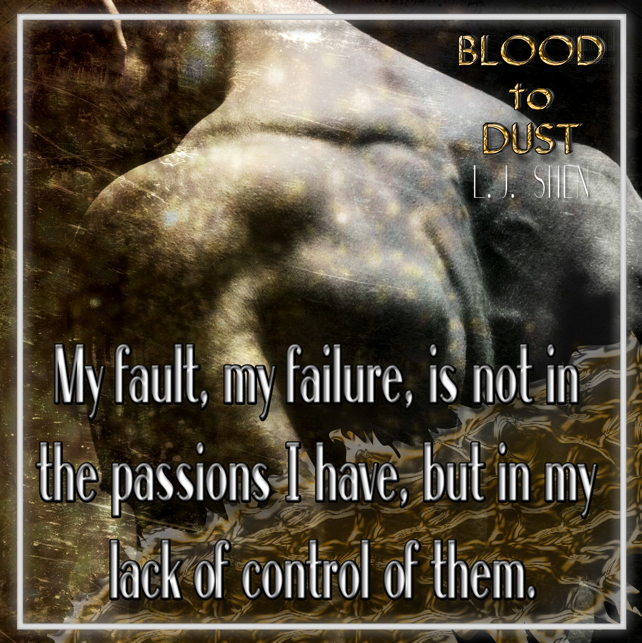 Blood to Dust (LJ Shen)