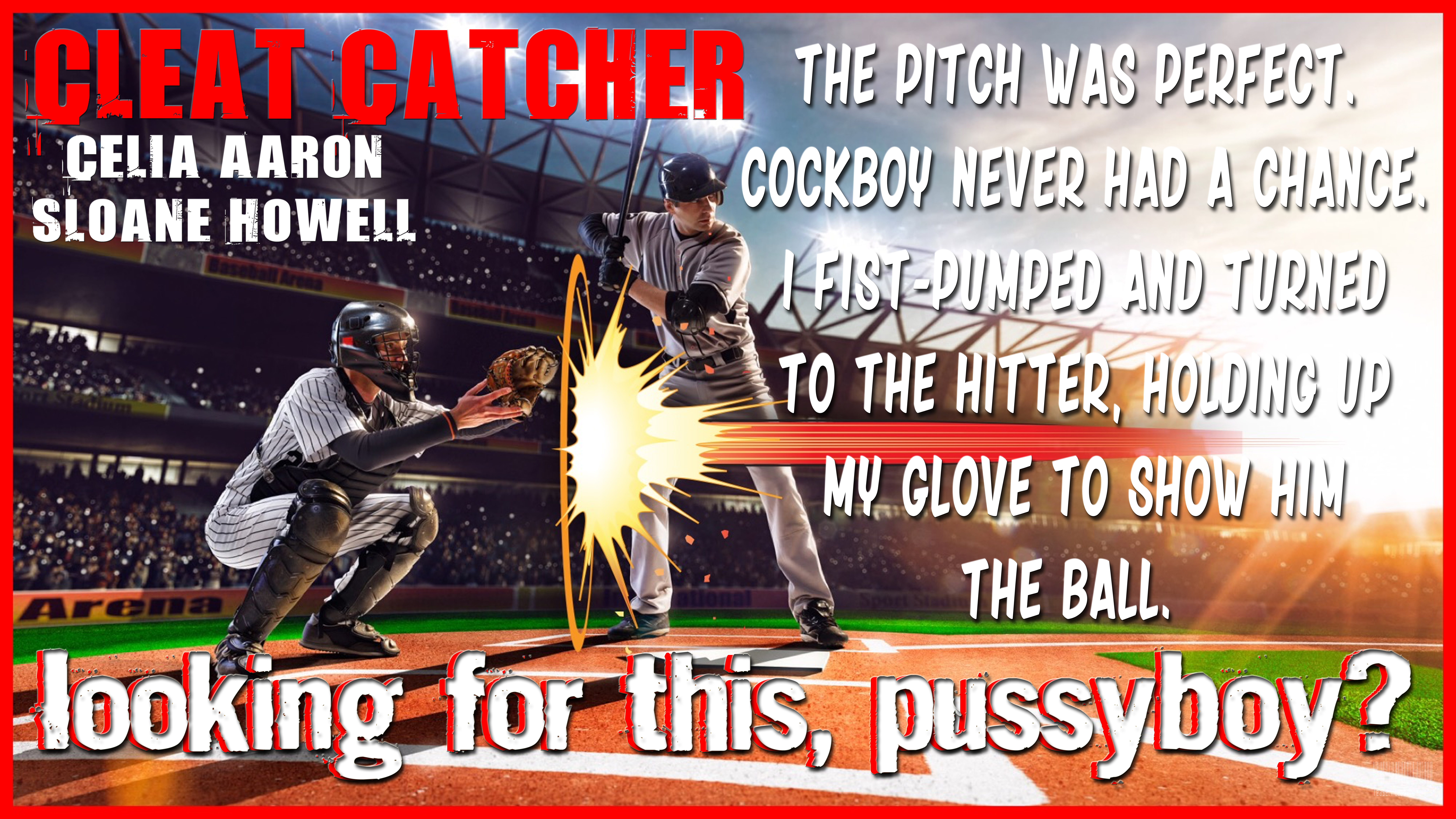 Cleat Catcher (C Aaron, S Howell)