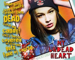 My Undead Heart by Kacey Shea