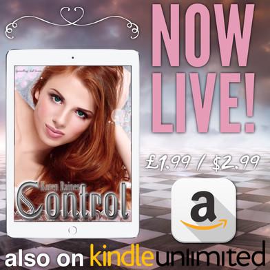 CONTROL by Karen Raines
