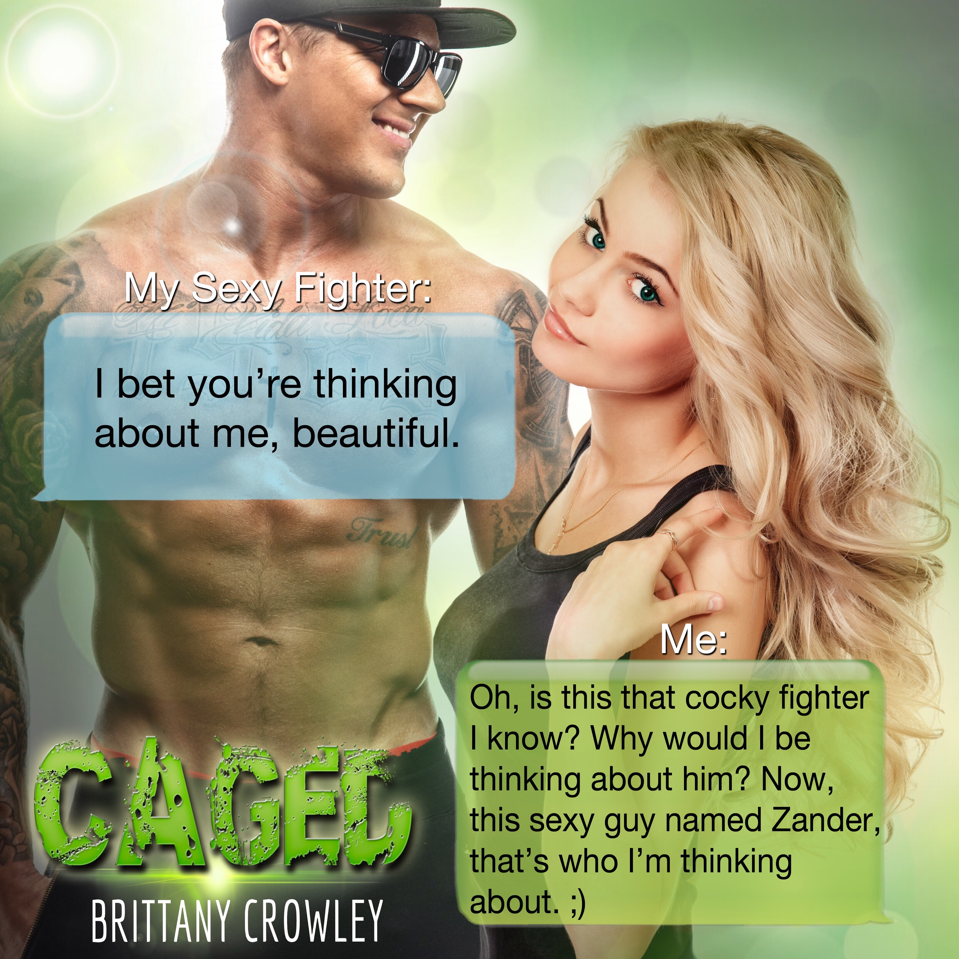 Caged (Brittany Crowley)
