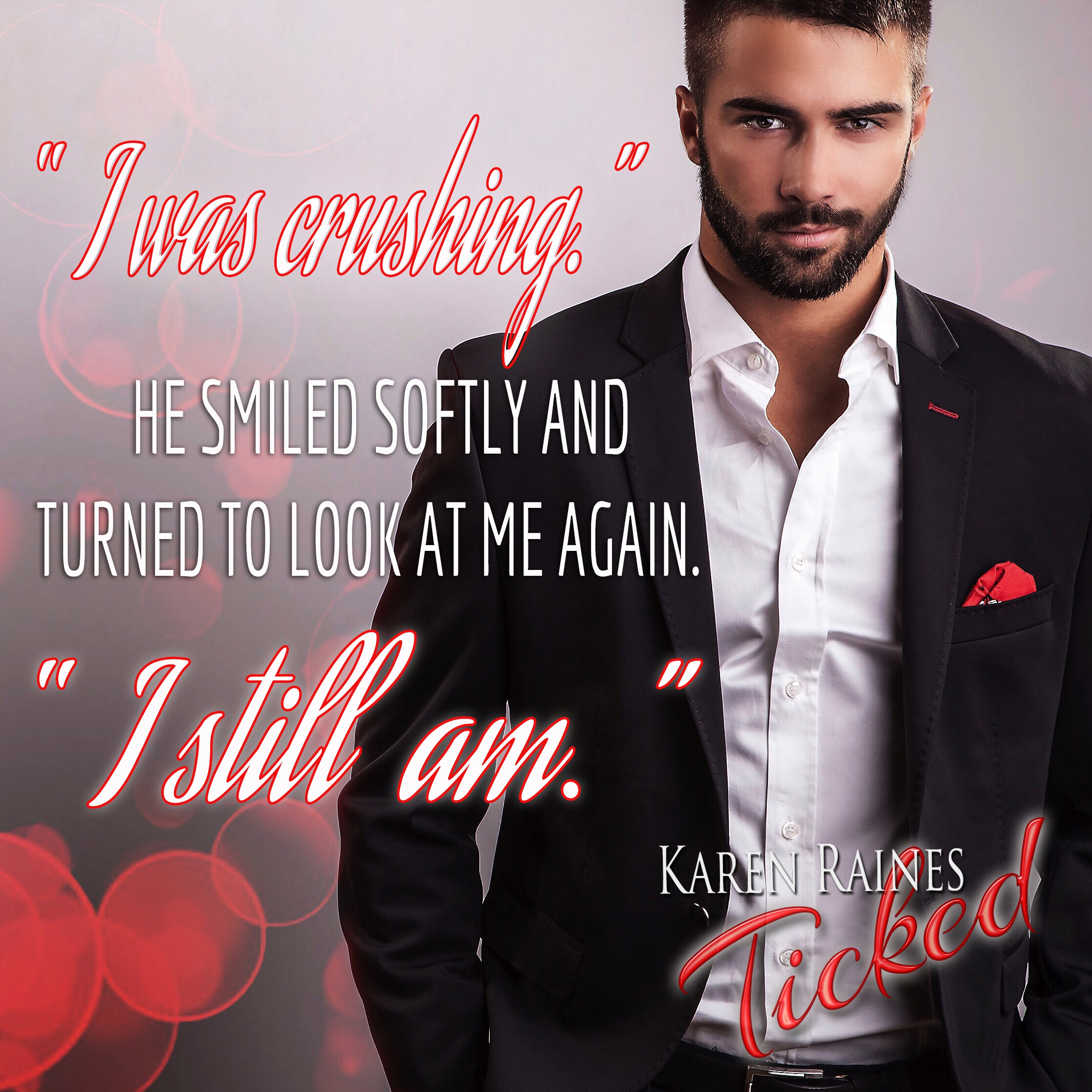 Ticked by Karen Raines (teaser#1)
