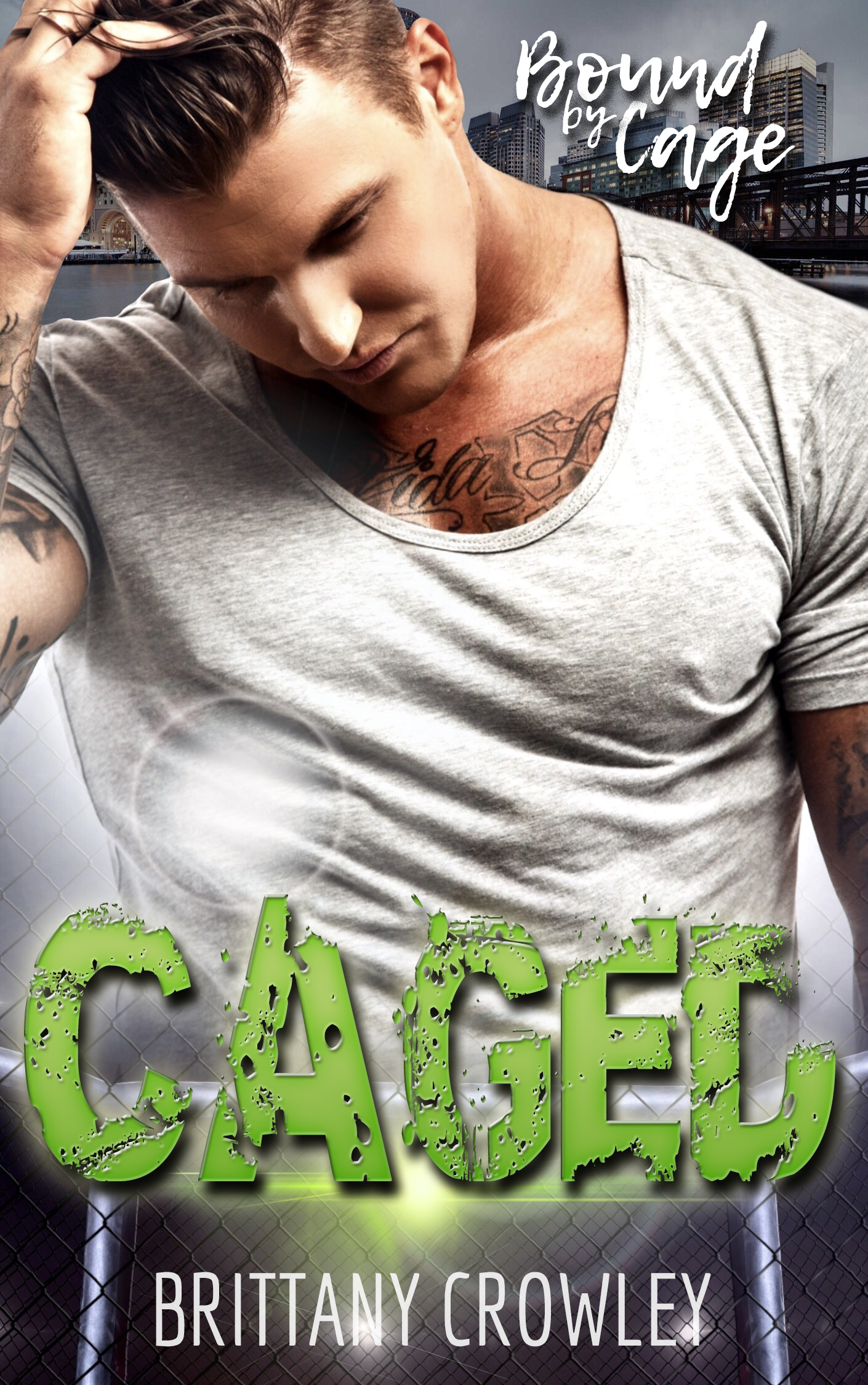 CAGED. ebook