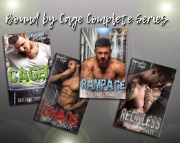 Bound By Cage Series by Brittany Croley