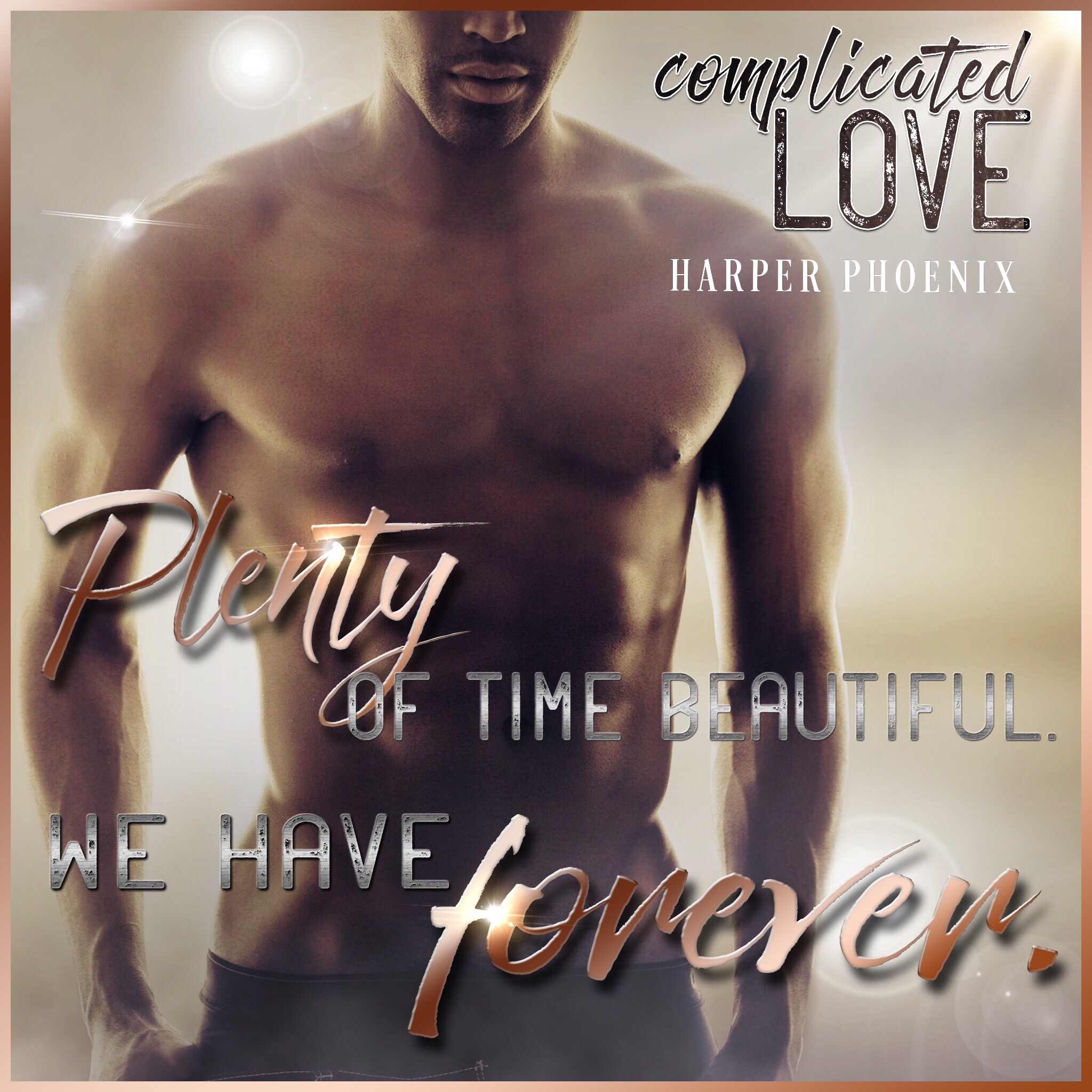 Complicated Love (Harper Phoenix)