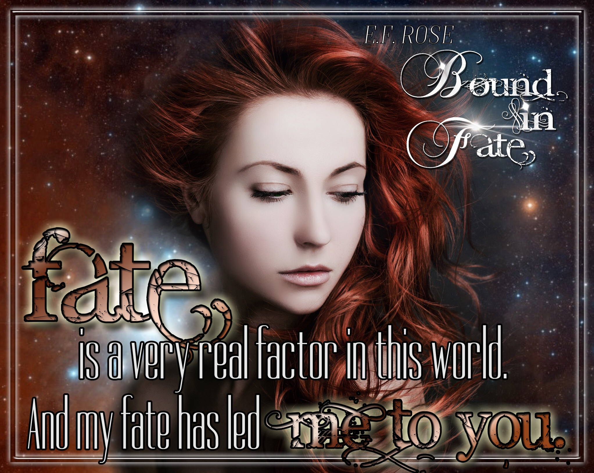 Bound in Fate (Emily Rose)