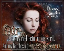 Bound in Fate (Emily Rose)