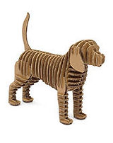 Cardboard Dog