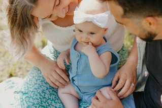 Relaxed Summer Family Session at Harbourview Park