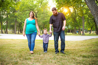 The H Family - Maternity & Family Session