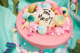 Toni Mae is 7!