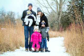 Rempel Family Winter Session!