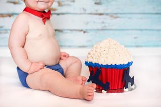 Baby J - Cake Smash Mini