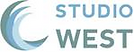 Studio West logo.