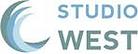 Studio West logo.
