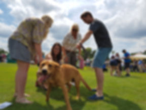 Matfield Fete Dog Show 2019