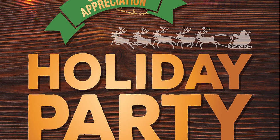 B&B Customer Appreciation Holiday Party