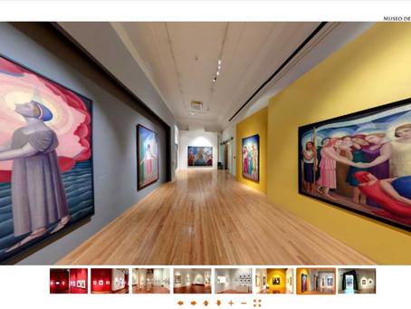 Recorre los mejores museos de México de manera virtual