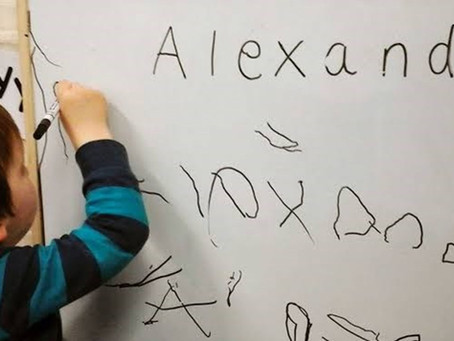 5 consejos para mejorar la letra de tu hijo