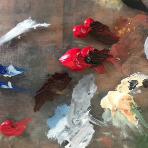Paint as a medium