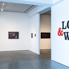 Love & War at Oceanside Museum of Art
