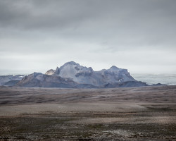 Iceland Mountain