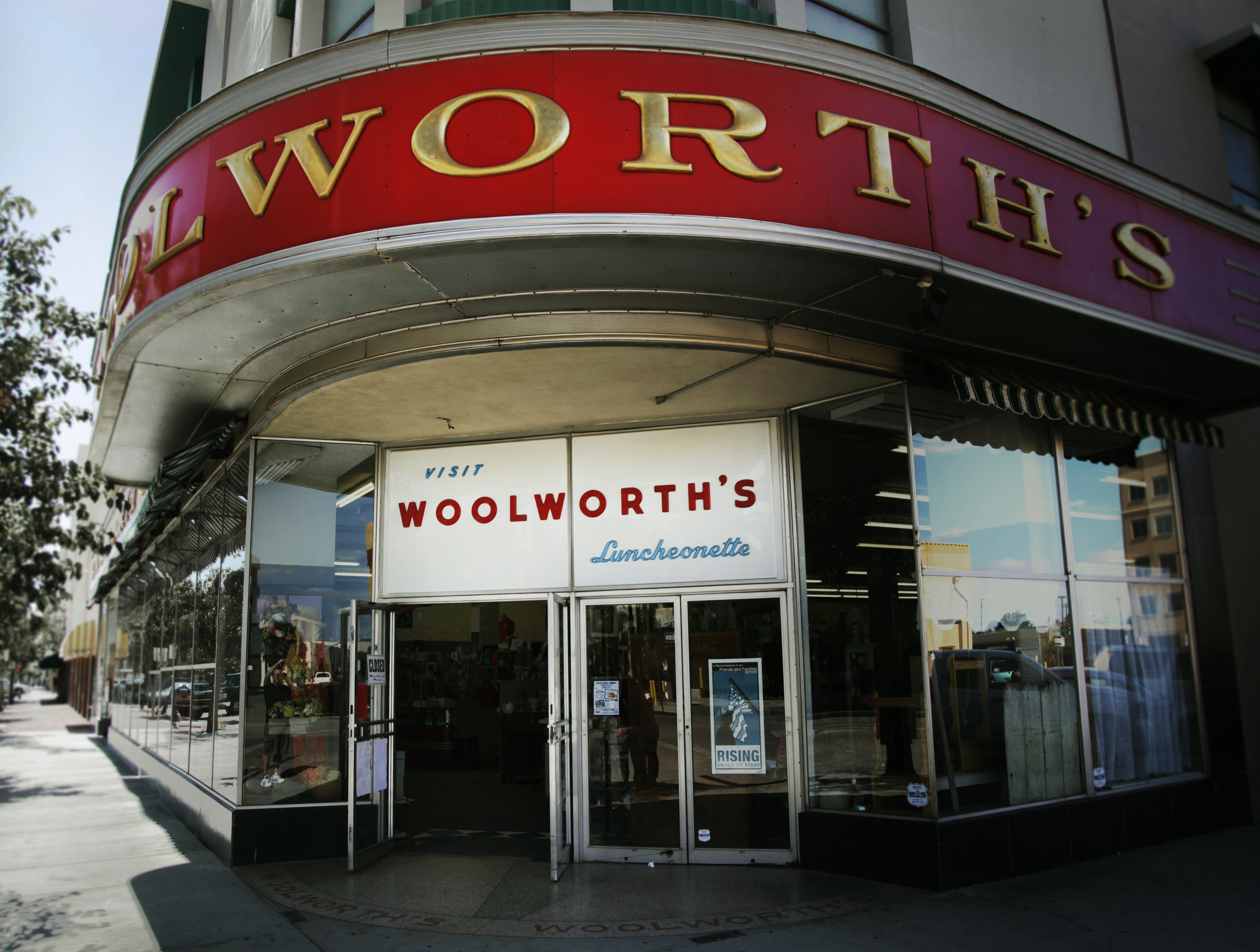 Woolworths Luncheonette