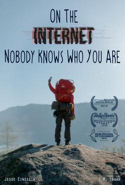 On The Internet Poster v4
