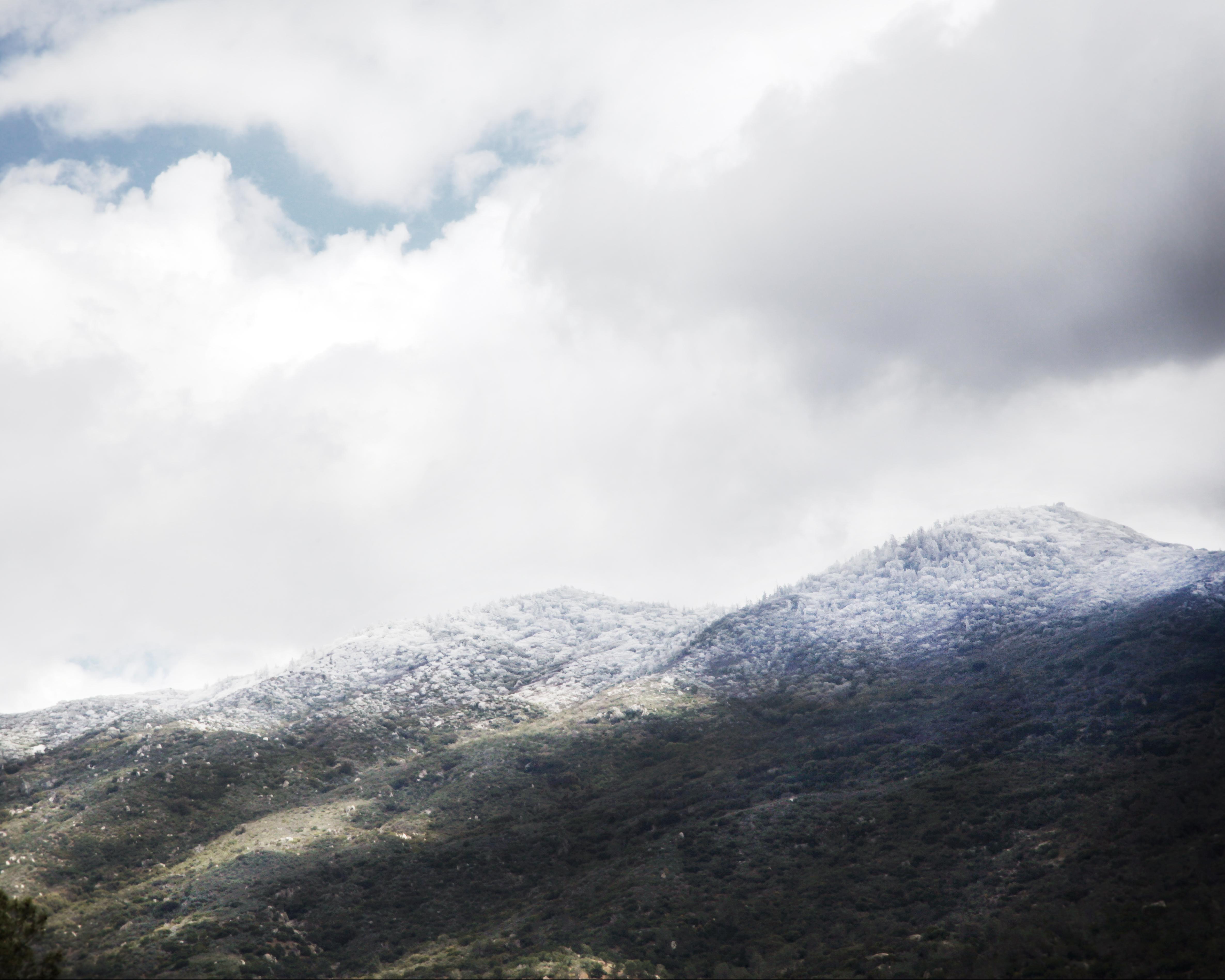 Sudden Snow Storm pt2