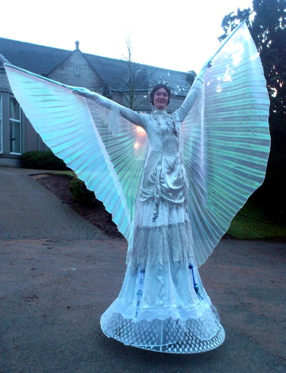 Ice Queen Ardoe House Hotel