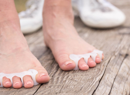 Maintaining Correct Toes: Proper wear and care