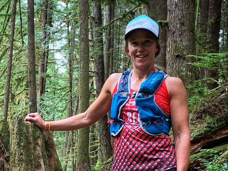 Supported Athlete: Becky Heemeryck
