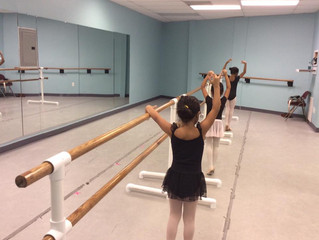 Why Should a Young Child Take Ballet?