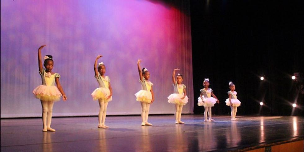 Monet School of Ballet's 2021 6th Annual Recital