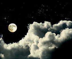 Dreamy Moonlit Night