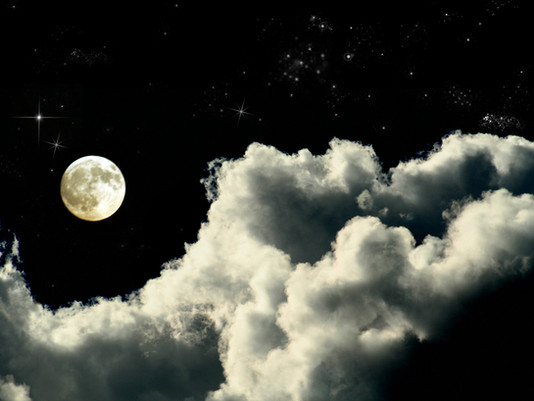 Full Moon Energies Pouring In