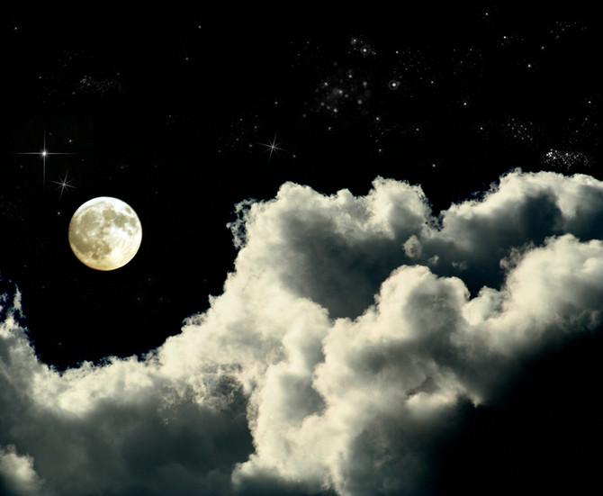 Cerimônia da Lua Cheia (palestra + canto de mantra)