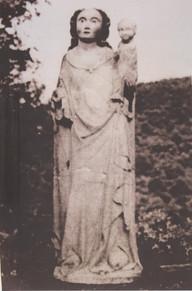 Vierge de Sainte Colombe