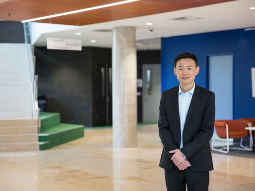 Hao Tan interviewed on Circular Economy