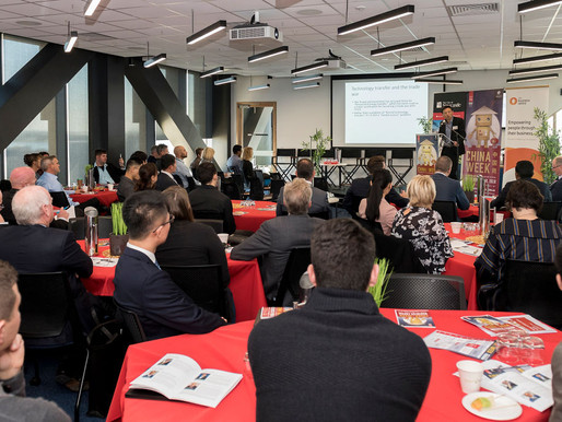 2018 Newcastle China Business Forum