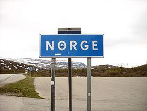 Auf dem Weg nach Nordnorwegen