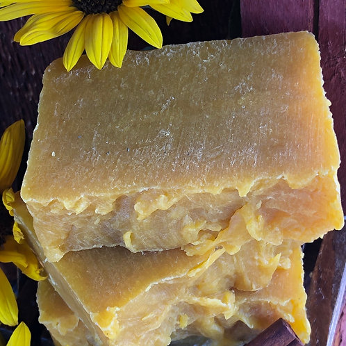 Spiced Pumpkin Natural Soap