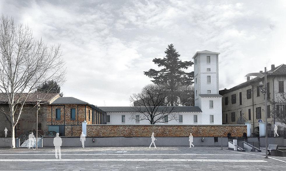 why associati architettura design landscape, Ca' Busca Competition