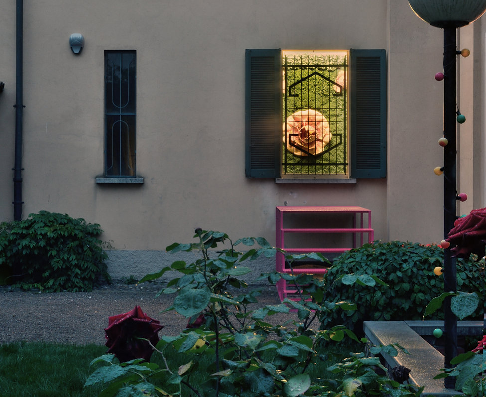 why associati architettura design landscape, Installation Casa Testori