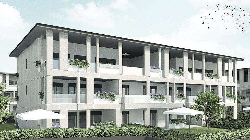 why associati architettura design landscape, Residential Housing