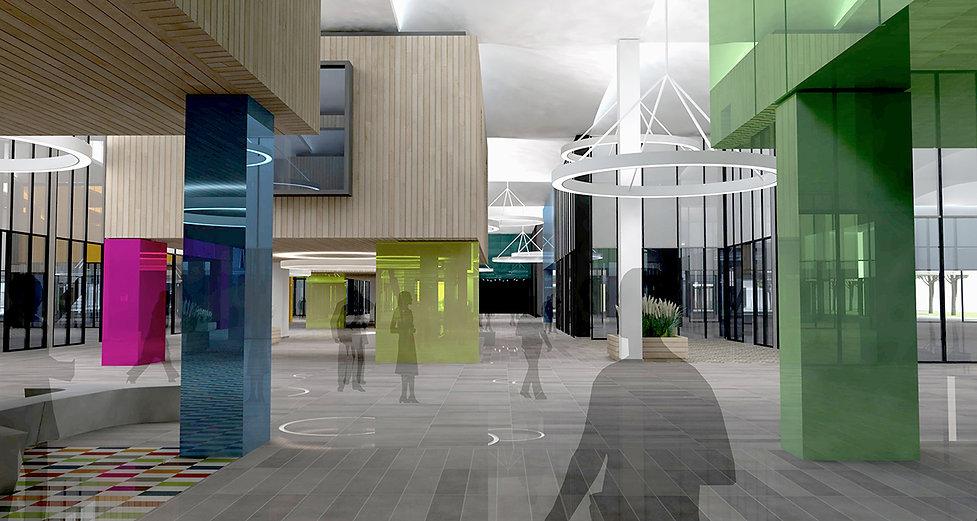 why associati architettura design landscape, Industrial Recovery
